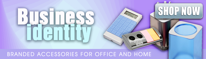 Business Identity - Promotional Desk Accessories