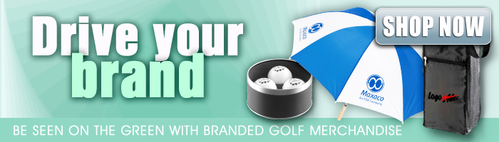 Drive Your Brand - Corporate Golf Products